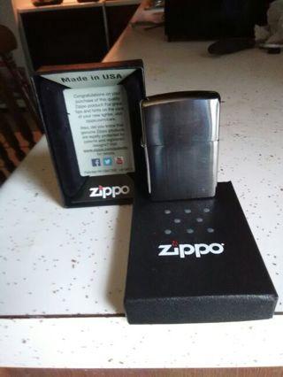 BNIB Zippo Lighter