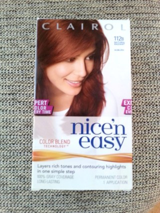 brand new sealed clairol nicen easy hair dye color 112b natural radiant - Clairol Nice And Easy Hair Color