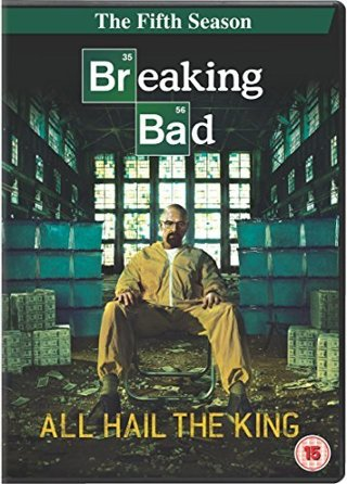 Breaking Bad: Season 5 (DVD)