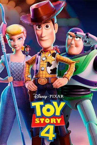 Toy Story 4 Google Play Digital Code