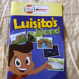 Free: Luisito's island dual English/Spanish book - Children's Books