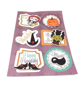 Imaginisce Halloween stacker stickers