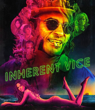 Inherent Vice (HDX) (Movies Anywhere) VUDU, ITUNES, DIGITAL COPY