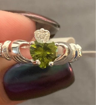 ♥️925 Sterling silver ring Size 7