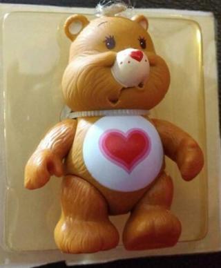 Care Bears Tender Heart Jointed Bear
