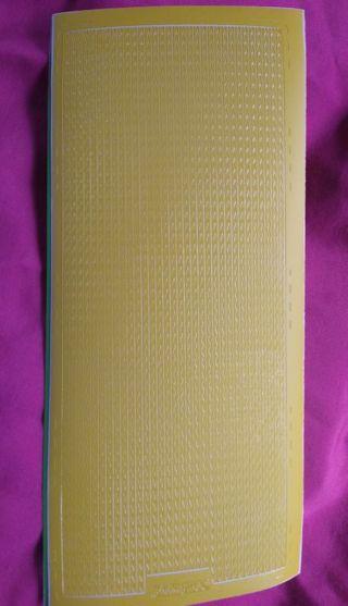 Zigzag Line sticker sheet