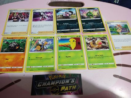 Pokemon champions path 1