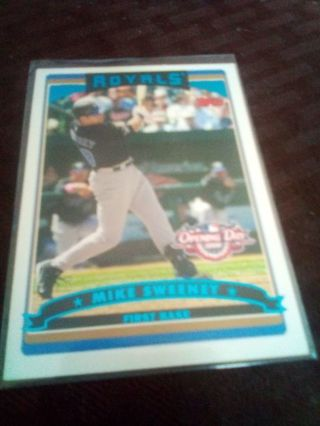 2006 Topps Opening Day #32 Mike Sweeney