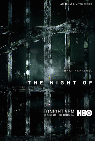 HBO The Night of, Part 1, The Beach, HD Digital TV Code, redeems on Vudu