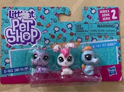 Littlest Pet Shop figures