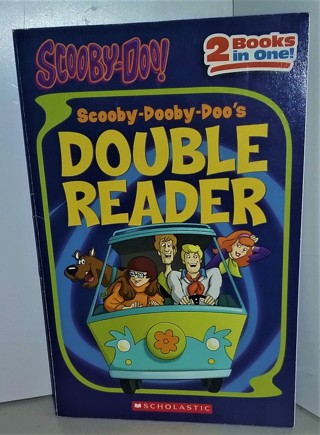 "2007 Scholastic softcover Scooby-Doo! 64-page reader ""Football Fright"" & ""The Mixed-Up Museum"""