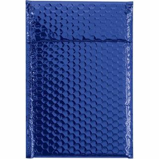"""⭐➡️ 50 BLUE """"4×8"""" BUBBLE POLY MAILERS ⬅️⭐"""