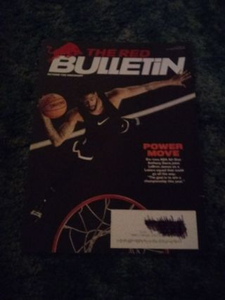 New The Red Bulletin Magazine