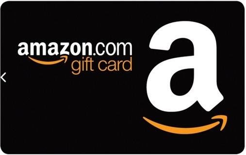 $501 Tiered Amazon Gift Card