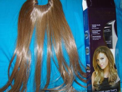 Free daisy fuentes secret extensions 16 hair extension dark daisy fuentes secret extensions 16 hair extension dark golden blonde pmusecretfo Gallery