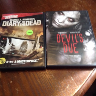 Diary of the Dead and Devil's Due