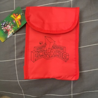 Mighty Morphin Power Ranger Lunch Bag
