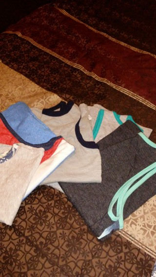 Boys T-Shirts- Size 6/7 and 5/6