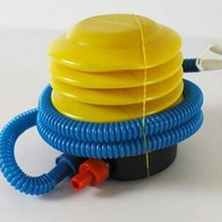 [GIN FOR FREE SHIPPING] Portable Foot Operated Air Pump Inflatable Toy Balloon