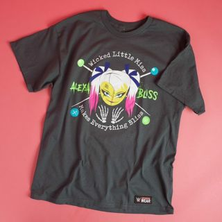 Authentic Alexa Bliss WWE Slam Crate T-shirt Brand New XXL NWOT