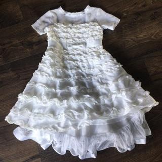Dolce & Gabbana - Size 116 - White Dress * preowned