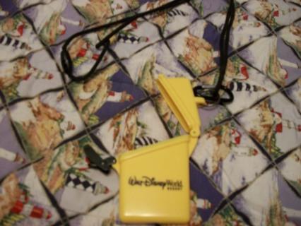 disney waterproof card holder