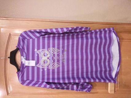 Girls 14/16 warm owl nightgown:NWT