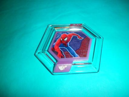 Disney Infinity Spider Streets Customization Power Disc