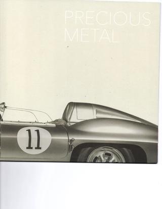 Rolling Sculpture/Precious Metal Petersen Automotive Museum Books