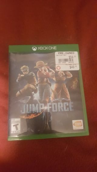 Xbox One || Jump Force