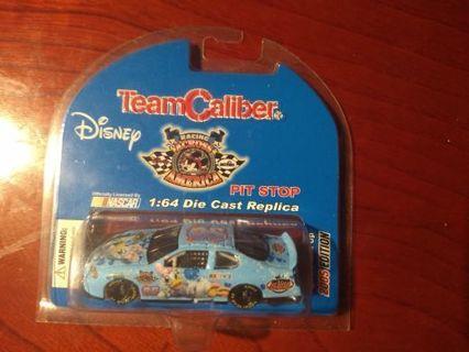 ((!! DISNEY !!)) TEAM CALIBER #05 DAISEY DUCK RACE CAR!!!!!!