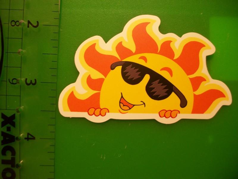 Free New Kellog S Raisin Bran Sun 2 Scoops Vinyl Sticker