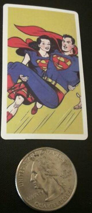 Dc Comics Superman Super Woman Lois Lane Vinyl Decal Laptop Skateboard Scrapbook Crafts