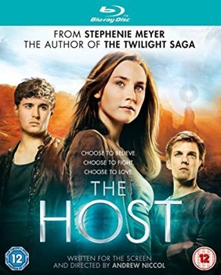 the host brand new sealed blu ray