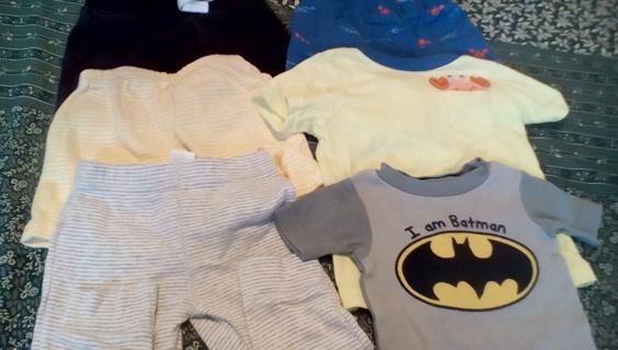 Infant Size (6-9) Months Clothing: EUC