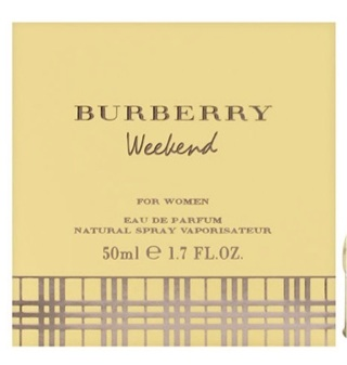 Burberry Weekend Eau De Parfum Spray 1.7 oz For Women