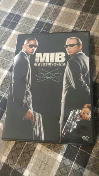MiB Trilogy 2-Disc Set, BNIP