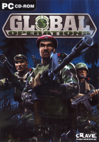 PC Computer Game - Global Operations