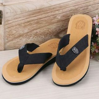 Summer sandals and slippers for men and women flat slippers non-slip slippers Colorful beach