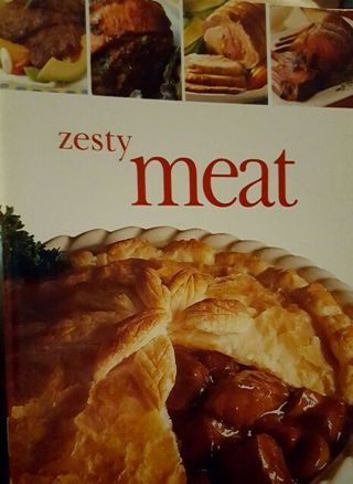 Zesty Meat Cook Book