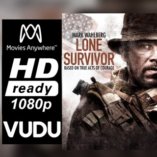 LOVE SURVIVOR  HD MOVIES ANYWHERE OR VUDU CODE ONLY