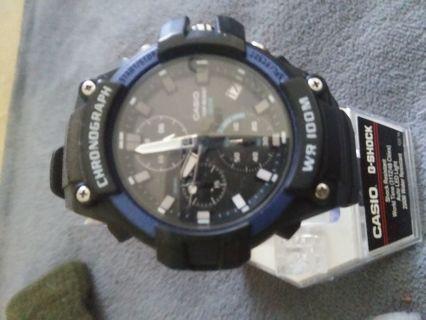 Casino G-shock water resistant watch