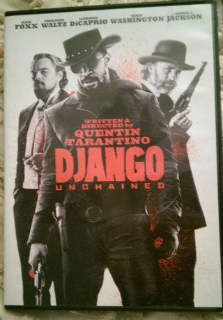 DJANGO UNCHAINED - Digital Copy