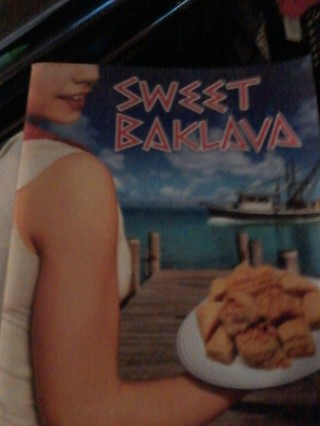 Sweet Baklava (book)