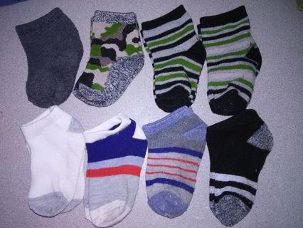 Baby Boys Socks