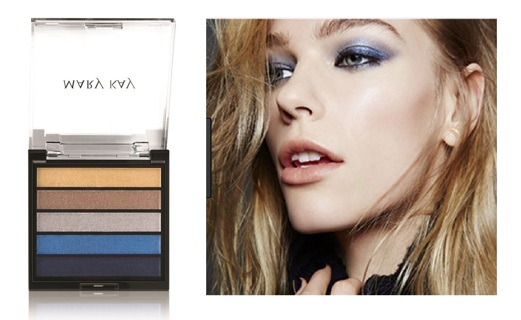 Brand NEW MK Runway Bold Collection EYE COLOR PALETTE <5 Colors> (FULL SIZE)