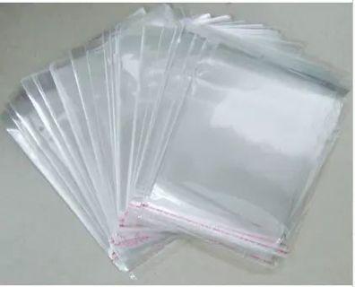 50 Self-adhesive jewelry organizer bags
