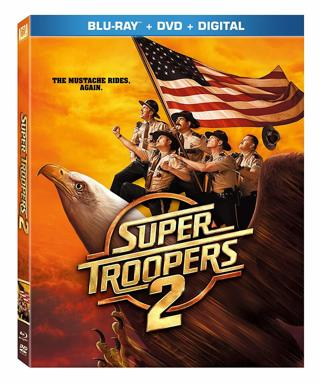 Super Troopers 2 (Digital HD Download Code Only)