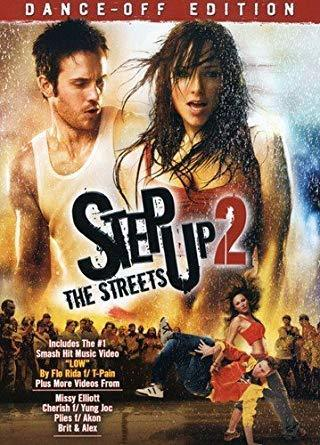 Step Up 2 The Streets dvd dance off edition