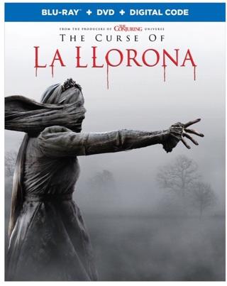 La Llorona digital move code from Blu Ray